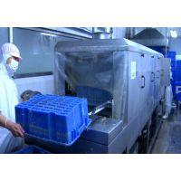供应高压洗筐机 食品周转筐清洗设备 专业制造洗筐机