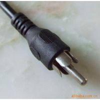 供应莲花插头线,音频线,DVD线,视频传输线,AV线
