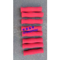 【厂家供应】 橡塑发泡管 橡塑把套 运动器材手把套定做成型