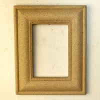 毛坯素材 木制工艺品 原始材料粗坯DIY 自彩绘相框架照片墙 挂饰