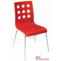 深圳厂家直销金属骨架定做学校 工厂食堂餐厅餐椅