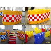 隔离、分流、导向、警示、防撞、安全防护交通反光水马 反光防撞桶水马生产批发厂家