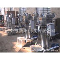 专业生产液压榨油机 芝麻榨油机 液压香油机 自动香油机