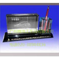 广州企业产品模型纪念品 送客户实用纪念品笔筒 纪念品定做