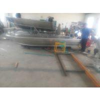 小型铝合金船舶生产厂家