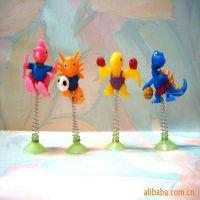 弹簧玩具公仔定制,搪胶塑胶,喷油,丝印移印加工,品质好价格好