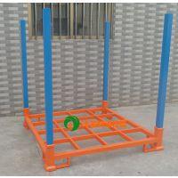布匹架,服装厂专用货架,可折叠堆垛货架非标定制堆垛架