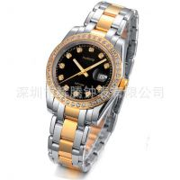 精钢夜光男士腕表 进口全自动机械机心 复古机械表 男士商务手表