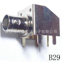 供应bnc连接器 bnc射频连接器 bnc同轴连接器