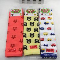 韩版儿童袜套批发 宝宝纯棉长护膝 婴儿长袜套 日系热销袜套09