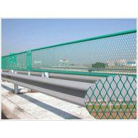 菱形钢板护栏网用途、大连钢板护栏网定做、安平欧齐自产自销钢板护栏网钢板拉伸护栏网