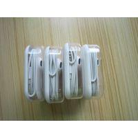 【平耳耳机】品质货源 时尚感俱佳 1.2M苹果手机线控耳机