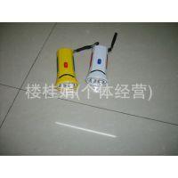 厂家直销 干电池式 防滑 塑料手电筒 迷你手电 双灯口手电