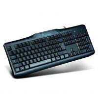 供应森松尼SK-405有线游戏办公键盘 台式电脑 笔记本usb外接键盘