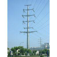 大厂供应辽宁电力钢管杆交通信号杆交通标志杆路灯杆通信杆铁塔