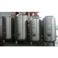 不锈钢储气罐-节能压缩空气系统-优动