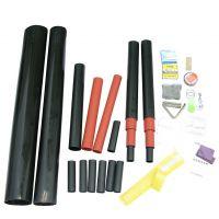 厂家专业生产 电缆附件06 10KV电缆冷缩终端附件(户内、户外)
