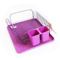 厨房滴水碗碟架 多用洗碗架碗盘收纳置物架厨房用品厂家直销