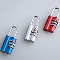 密码锁锌合金密码锁箱包挂锁旅行箱防盗锁量大从优6287@