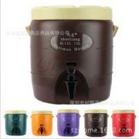闪亮H-13L奶茶保温桶开水桶茶水桶带水龙头不锈钢内胆 奶茶机