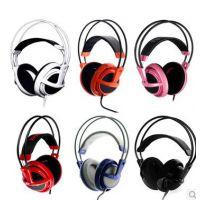 供应厂家直销耳机带线控麦克风头戴式耳机