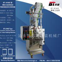 供应1【奔腾包装机械】BT-8160Z 微电脑颗粒三边封立式自动包装机械