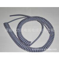 弹簧线弹弓线生产厂家,PU,PVC,TPU弹弓线等各种特殊线材
