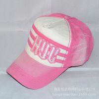 2015春季新款Hard Caps欧美风NYC刺绣男女士棒球帽户外遮阳太阳帽