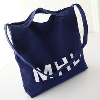 厂家定做全棉购物袋 帆布袋定制帆布手提袋环保广告袋子加厚布袋