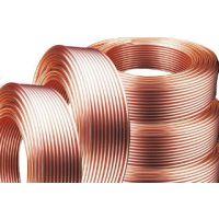 兰州空调铜管规格表t2紫铜管价格冷库专用紫铜管脱脂铜管批发制冷配件