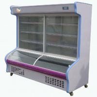 零度冷柜供应麻辣烫保鲜柜、麻辣烫展示柜