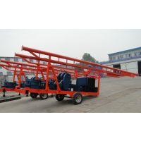 供应滨州钻机小拖车柴油动力BZCT300BZ型工程水井钻机