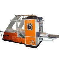 杭州智玲供应大型抽纸折叠机,可连接全自动生产线