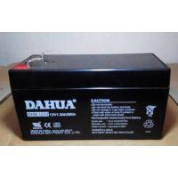 DHB1213蓄电池|大华12V1.3AH电池|DAHUA蓄电池|大华蓄电池代理销售