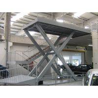 供应汽车4S电动汽车升降机、潍坊电动升降机、淄博剪叉式升降机。