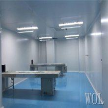广东生物科技园实验室建设