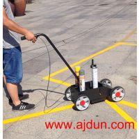 艾捷盾 油漆划线车D型 油漆划线器套装 道路画线车 马路划线机