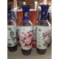 西安策腾陶瓷大花瓶销售,西安景德镇陶瓷花瓶批发,开业摆件礼品
