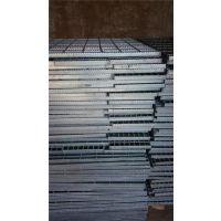 镀锌格栅板_旭利钢格板专业厂家(图)_镀锌格栅板理论重量表