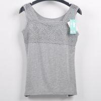 夏季新款小吊带背心女蕾丝莫代尔打底衫