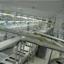 郑州输送设备 吊挂流水线 流水线升降机—郑州水生机械