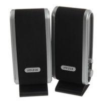 供应【批发】现代HY-218 迷你音箱 多媒体小音响 电脑MP3 MP4有源音响
