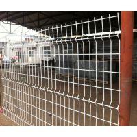 白色护栏网、1.8米高白色围栏网、小区/厂区围栏