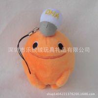 儿童书包毛绒玩具挂件定制 钥匙扣毛绒公仔促销礼品来图打样生产