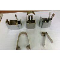单直孔碳刷盒,双压簧碳刷架,U型V型碳刷刷架,双孔碳刷架