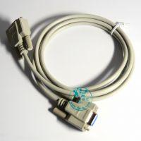 厂家直供三菱触摸屏专用编程电缆FX-232CAB-1三米电脑下载线