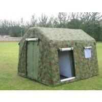 供应动房牌双层帐5㎡野营充气帐篷 单人户外露营充气帐篷可定制