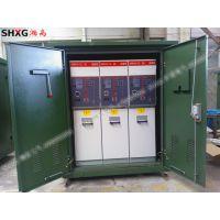 供应订做高压欧式/美式电缆分支箱 35 10KV户外电缆分线箱