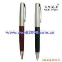 金属皮革笔制造工厂 供应金属笔,礼品笔,圆珠笔,金属广告笔