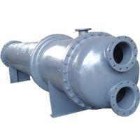 套管换热器生产管壳换热器维修方便安全可靠